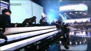 """X Factor 2010 Denmark - Daniel - """"Paint it Black"""" The Rolling Stones - Live show 4 [HD]"""