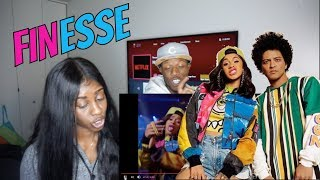 Bruno Mars   Finesse Remix ft. Cardi B Official Video