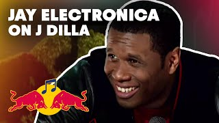 Jay Electronica on Dilla @ RBMA London 2010