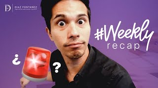 FIRE ALARM?!? 🚨😱 #WEEKLYRECAP Episode 5 - Diaz Fontanez- The Office - Fire Drill