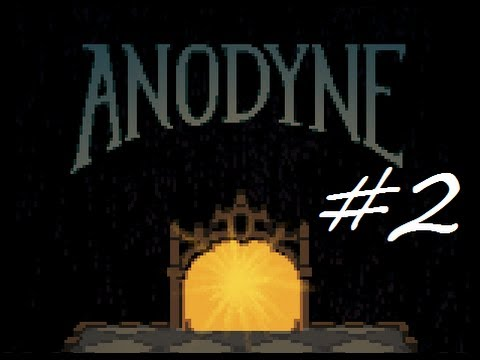 Let's Play Anodyne #2 - Seeing Red