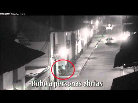 SERENAZGO CAJAMARCA - Video Vigilancia Enero 2014