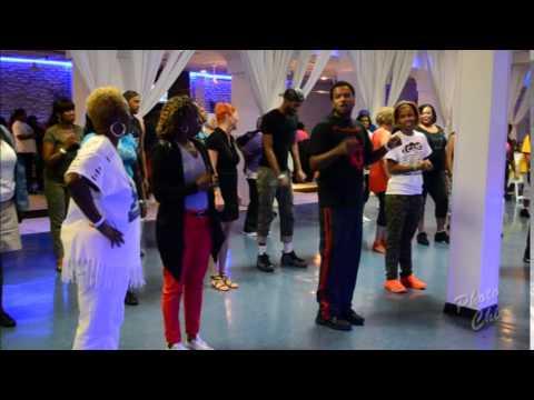Wiggle Dat Line Dance Instructional video