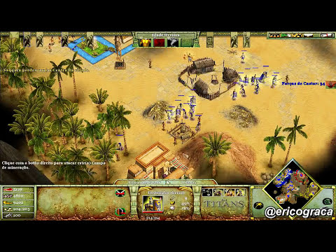 Age of Mythology The Titans - Campanha Titans (Level 05) - Ep.34