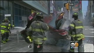Steel Security Barriers That Stop Deadly Car Crash In Times Square Made In Compton