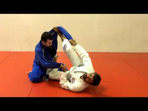 Position of the week - Guard Pass Defense + Spider Guard Sweep Image 1