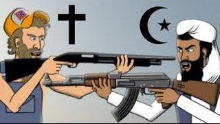 ISLAM VS CHRISTIANITY 2050 takeover