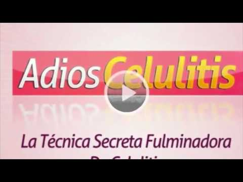 Adios celulitis™ – la solucion natural para la celulitis