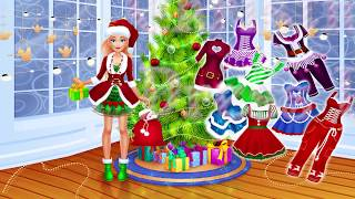 Christmas Dress Up - Games For Girls And Kids - Xmas 2017