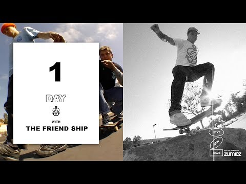 One Day With... The Friend Ship