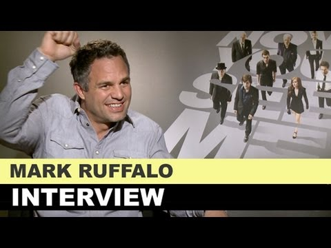 Mark Ruffalo Interview 2013 - Now You See Me & Marvel Studios Hulk : Beyond The Trailer