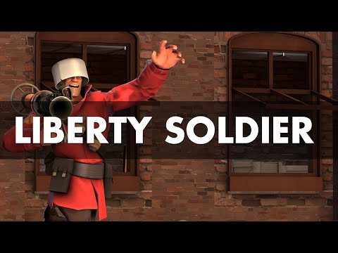LIBERTY SOLDIER - Team Fortress 2 Casual Gameplay