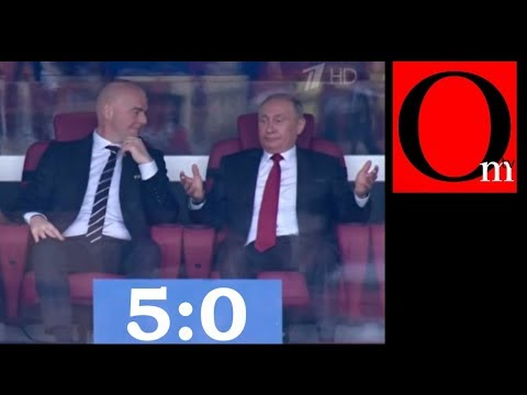 Какая боль, какая боль: Кремль - Россия 5:0