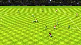 FIFA 14 Android - Norwich City VS Manchester Utd
