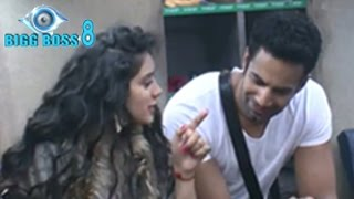 Bigg Boss 8 23rd September 2014 Episode | Upen Patel & Sukirtis FIRST FIGHT