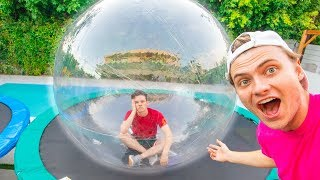 STUCK IN A BUBBLE for 24hrs!!