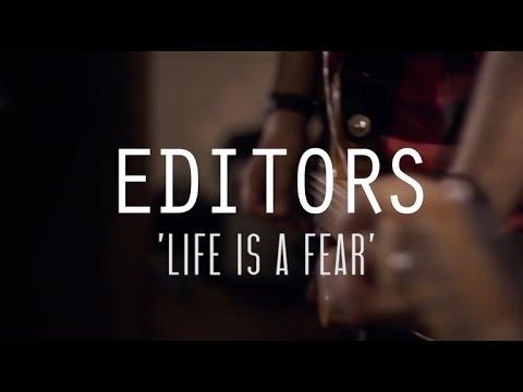 Editors - Life Is A Fear (Last.fm Lightship95 Series)