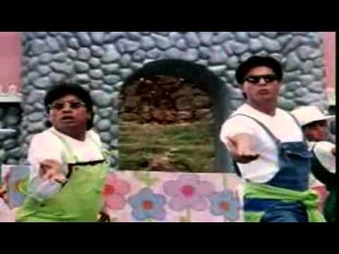 Kuch Kuch Hota Hai  Ladki Badi Anjani Hai video