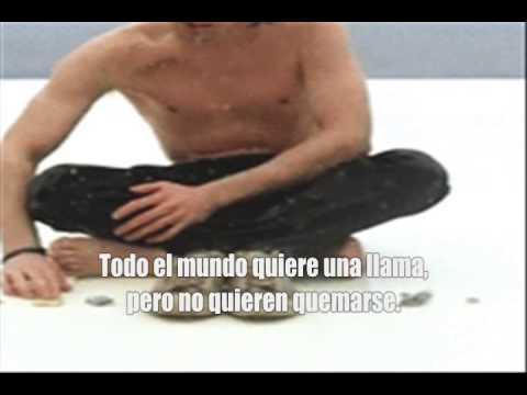 James Blunt - BONFIRE HEART | MEJOR Subtitulada en español + Lyrics en la descripción.
