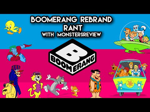 Boomerang Rebrand RANT (Feat. MonstersReview)