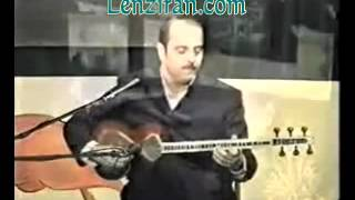 Iranian Musician Keyvan Saket joke with Motzart music with his instrument Tar