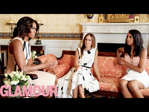 Kerry Washington, Sarah Jessica Parker, and Michelle Obama Unite for a Cause