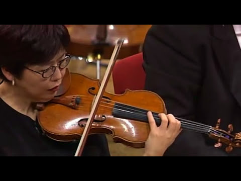 Sofia Gubaidulina: Viola Concerto - Yuri Bashmet pt.1