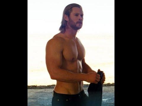 Chris Hemsworth Body - Get a Body Like Chris Hemsworth