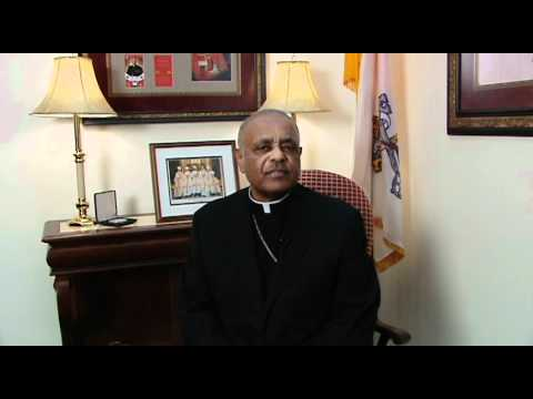 Archbishop Gregory Welcome Message for Catholic Come Home Georgia Website