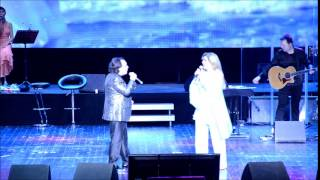 Al Bano and Romina Power in Moscow - Sharazan