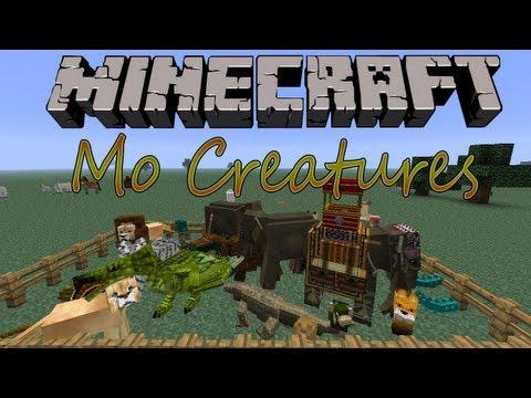Minecraft 1.5.2 - Instalar Mo Creatures / Español