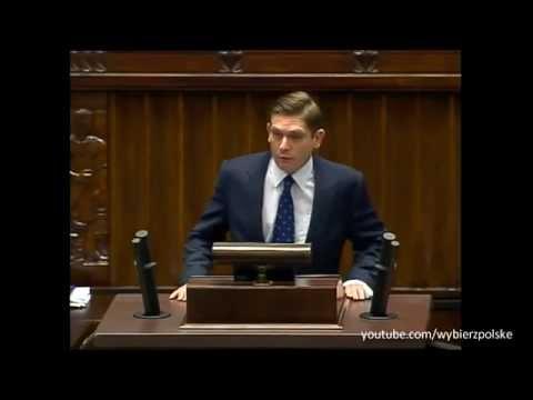 Sikorski wyłącza mikrofon! Pytanie o związki Komorowskiego z WSI