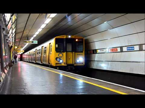 A quick video of some Merseyrail 507/8 Electric Multiple Units going about their Sunday business. The first shot is of a 507 on the Wirral Line at James Stre...