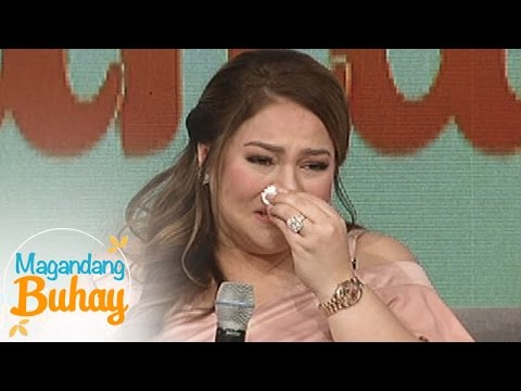 Magandang Buhay: Karla recalls her reunion with her dad