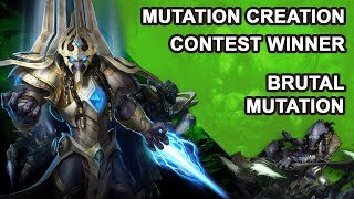 Starcraft 2 Co-op Brutal Mutation: Mutation creation contest winner [ Artanis ]