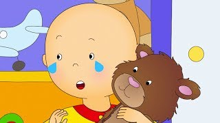 Funny Animated cartoon   Caillou has Toothache   WATCH CARTOON ONLINE   Videos For Kids