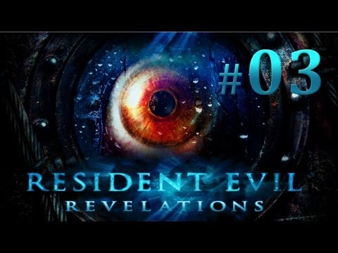 Let's Play Resident Evil: Revelations (German) #03 - Wölfe mit Lochfraß