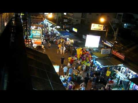 Roof top bar – Khao San Road