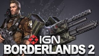 Borderlands 2 Gameplay_ Commando Class Commentary