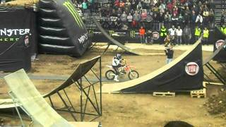 Scott MURRAY - DOUBLE BACKFLIP