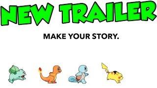 NEW Pokemon Trailer Teases An AMAZING POKEMON SWITCH REVEAL!