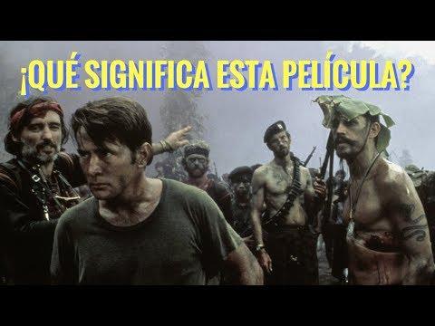 Apocalypse Now: Análisis Filosófico, Mitológico, Político Y Religioso