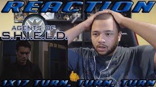 Agents of Shield Season 1 Episode 17 - Turn, Turn, Turn - REACTION!!