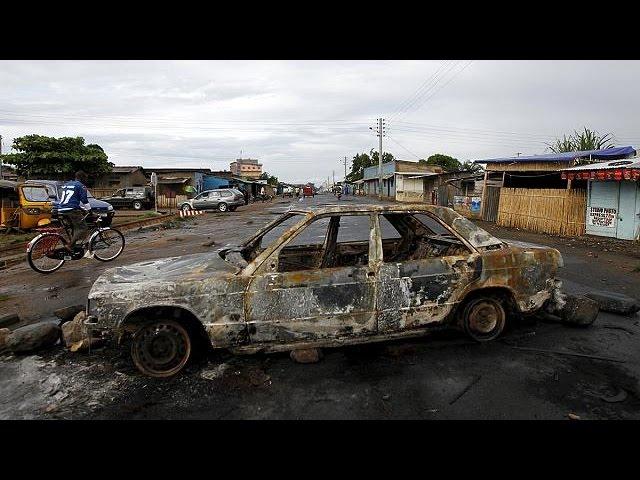 Les violences meurtrières se poursuivent au Burundi