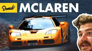 McLaren - Everything You Need To Know | Up to Speed