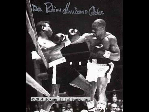 Rubin Hurricane Carter KOs Griffith This Day in Boxing December 20, 1963