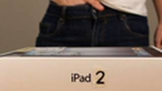 Unboxing The iPad2!