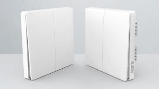 Xiaomi Aqara Smart Light Control распаковка , первые впечатления и подключение