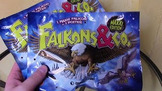 NEW FALCONS & CO MAXXI EDITION APERTURA DEAGOSTINI V surprise TV | blind bags Edicola