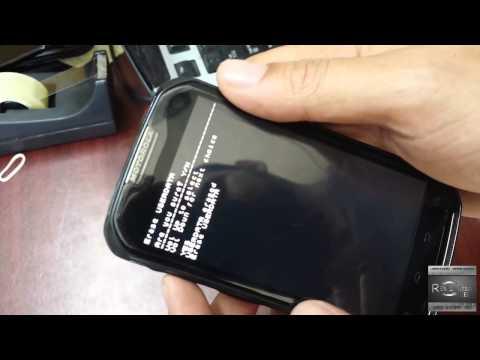 Motorola Nextel XT621 Master Touch * HARD RESET o FLASH *